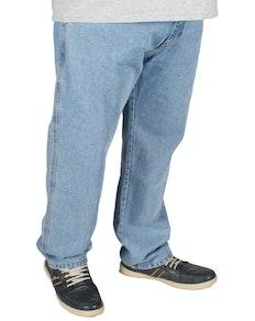 Tough Mens Jeans Light Wash