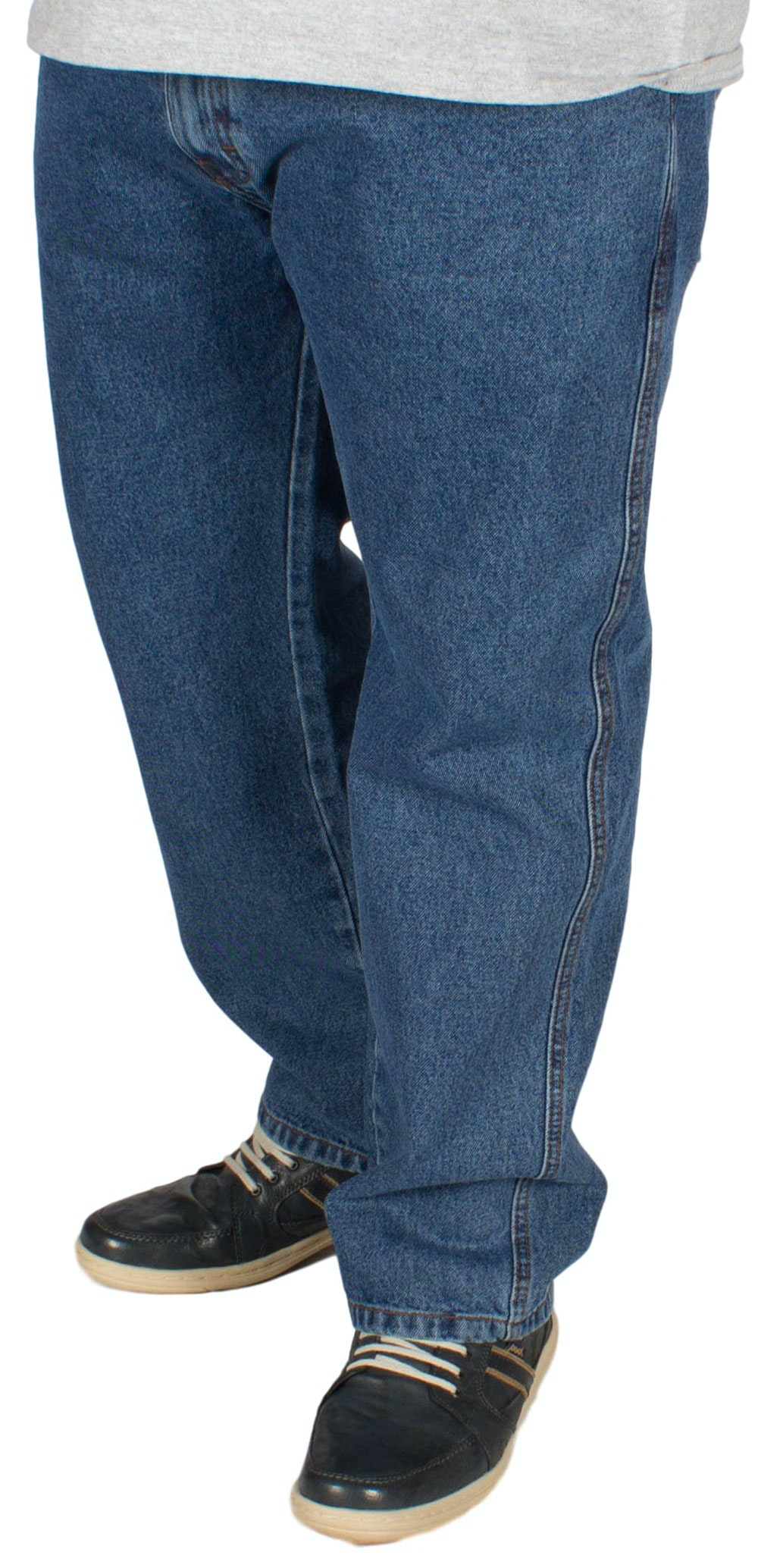 Tough Mens Jeans Stone Wash