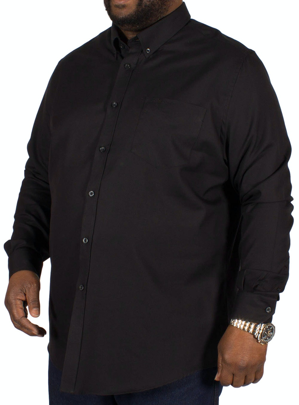 Ben Sherman Classic Oxford Shirt Black