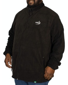 D555 Mackenzie Fleece Jacket Black