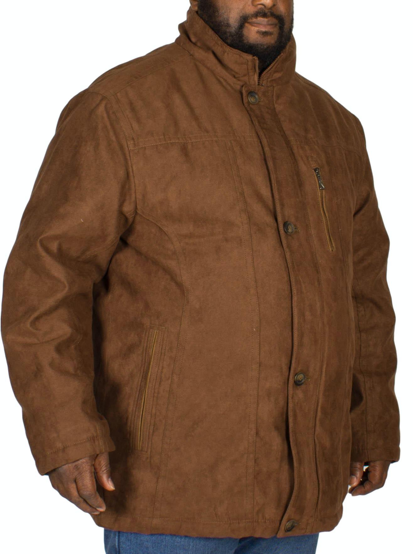 Saxon Troon Coat Brown