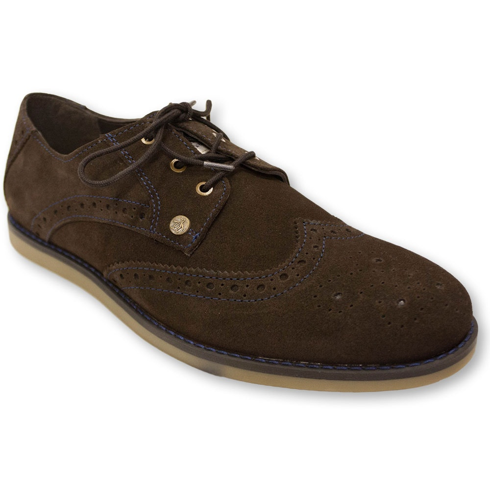 Original Penguin Linco Suede Shoes Brown