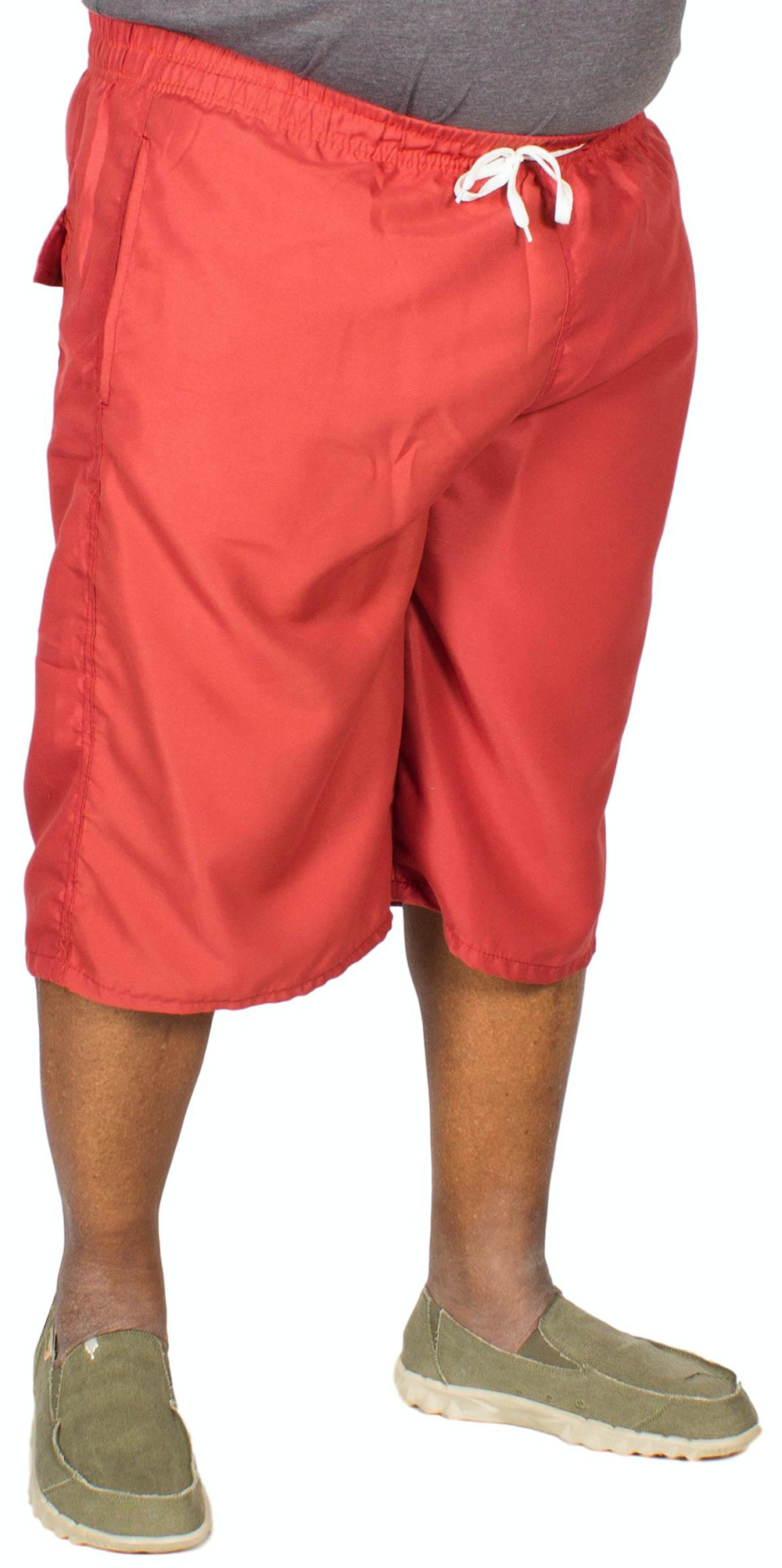 Fitzgerald Derek Swim Short Red