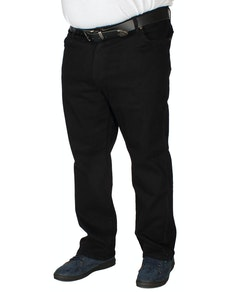 Wrangler Texas Stretch Black Overdye Jeans