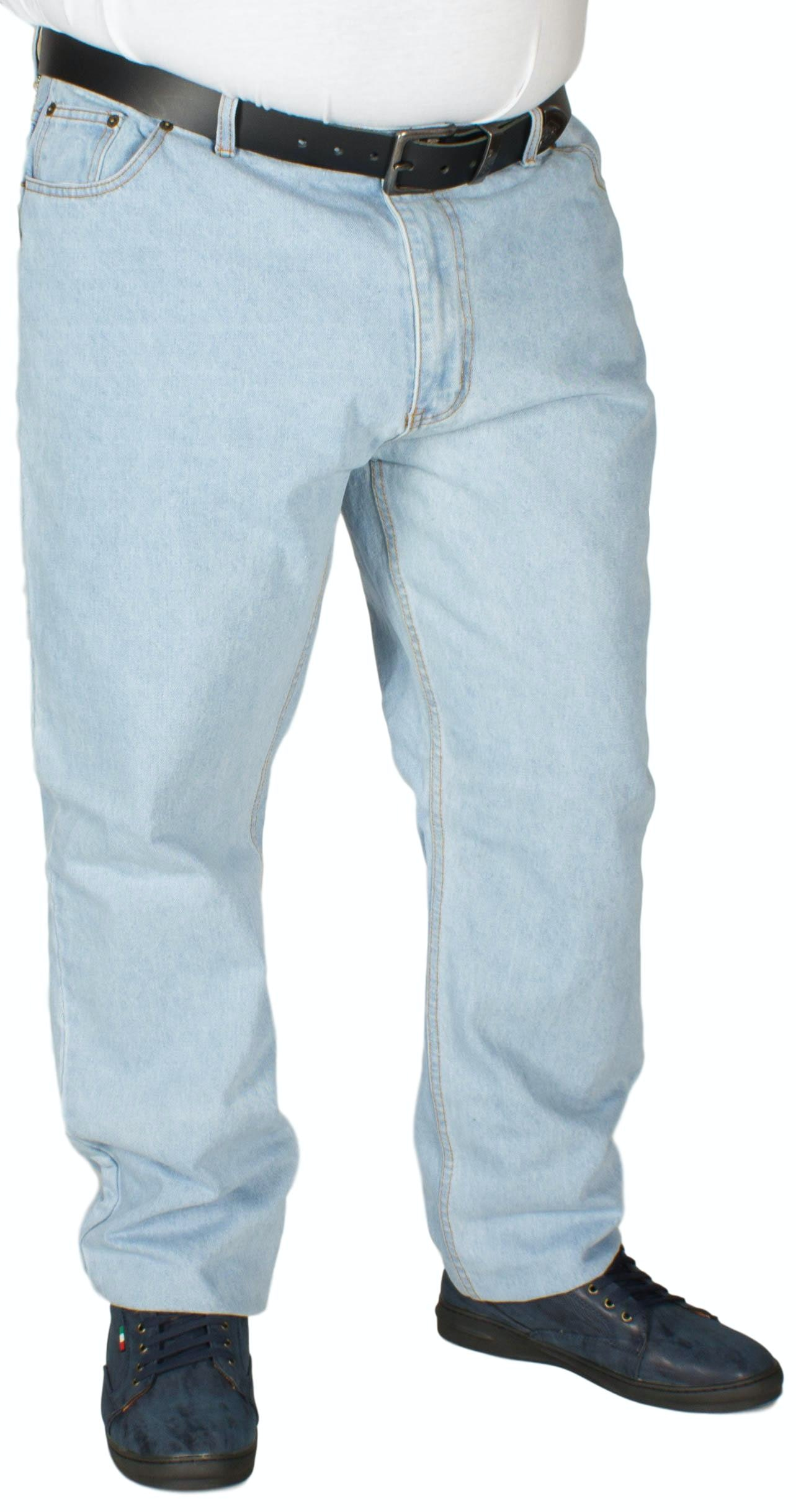 Duke Rockford Comfort Fit Bleach Jeans