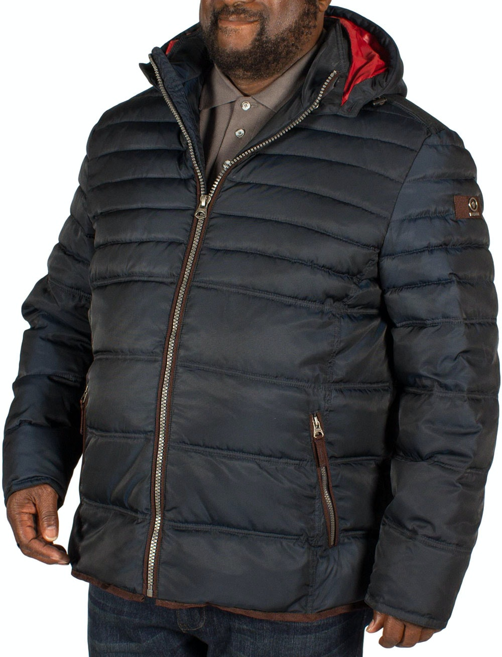 Redpoint Chuck Down Jacket Navy