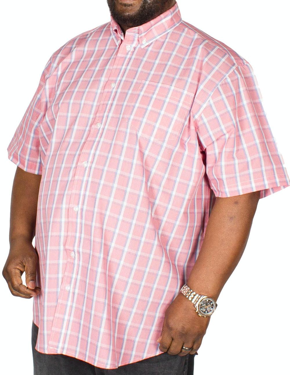 Carabou Check Shirt Red