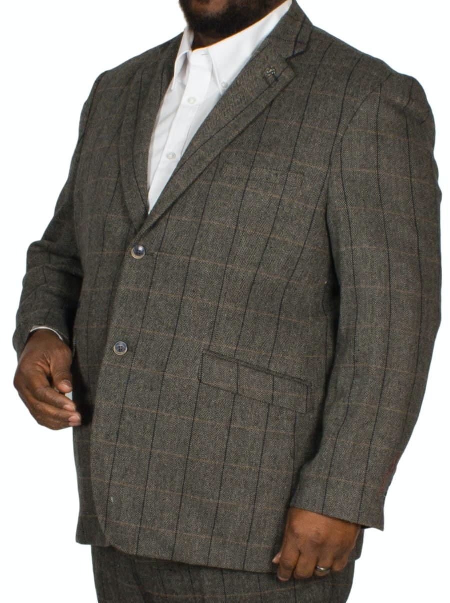 Albert Jacket Grey