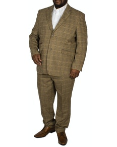 Albert Tweed Suit Brown