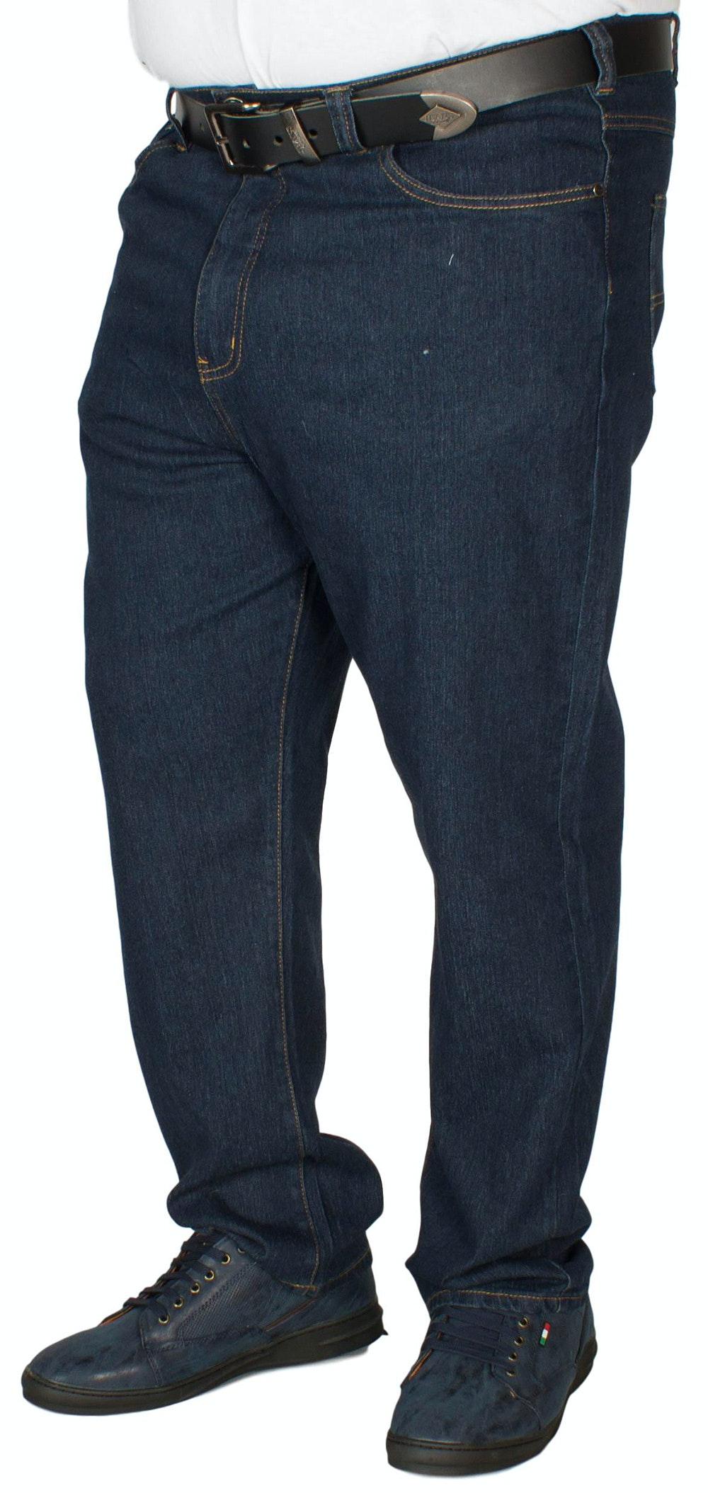 KAM Indigo Stretch Jeans