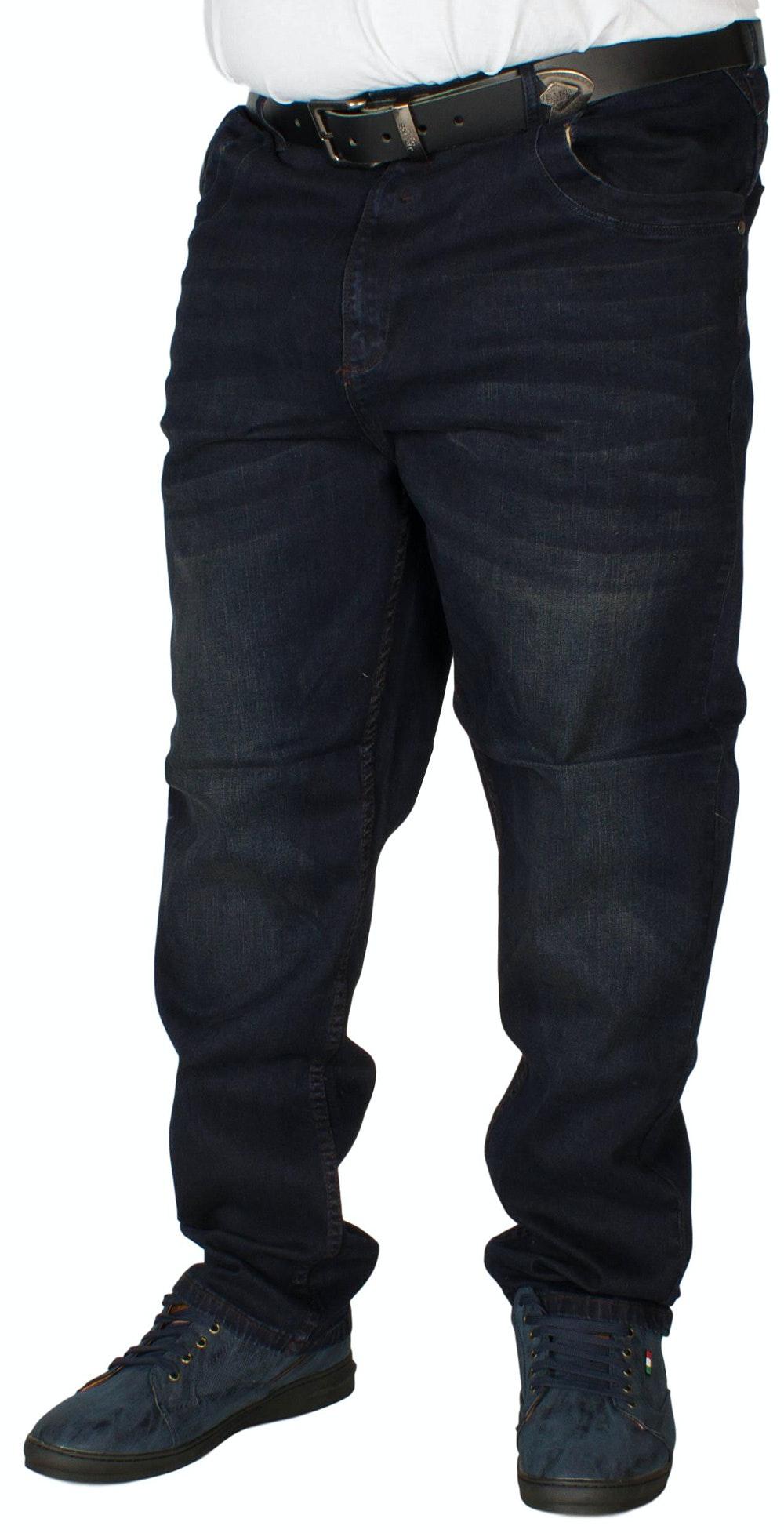 KAM Mateo Stretch Jeans Indigo