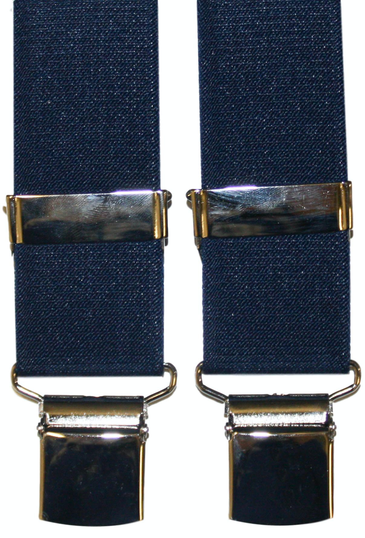 Tex Appeal Extra Long Braces Navy