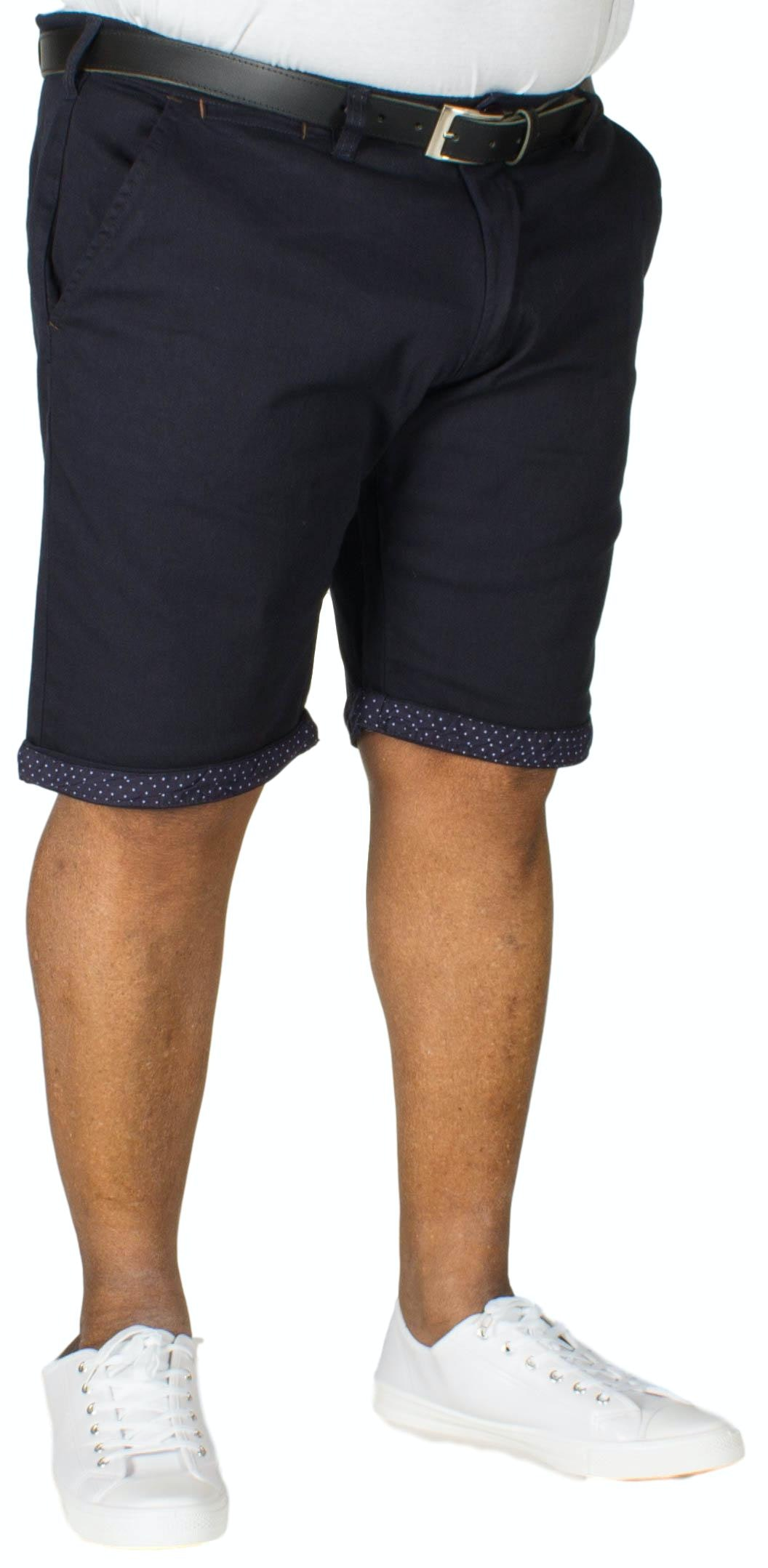 D555 Luke Shorts Navy