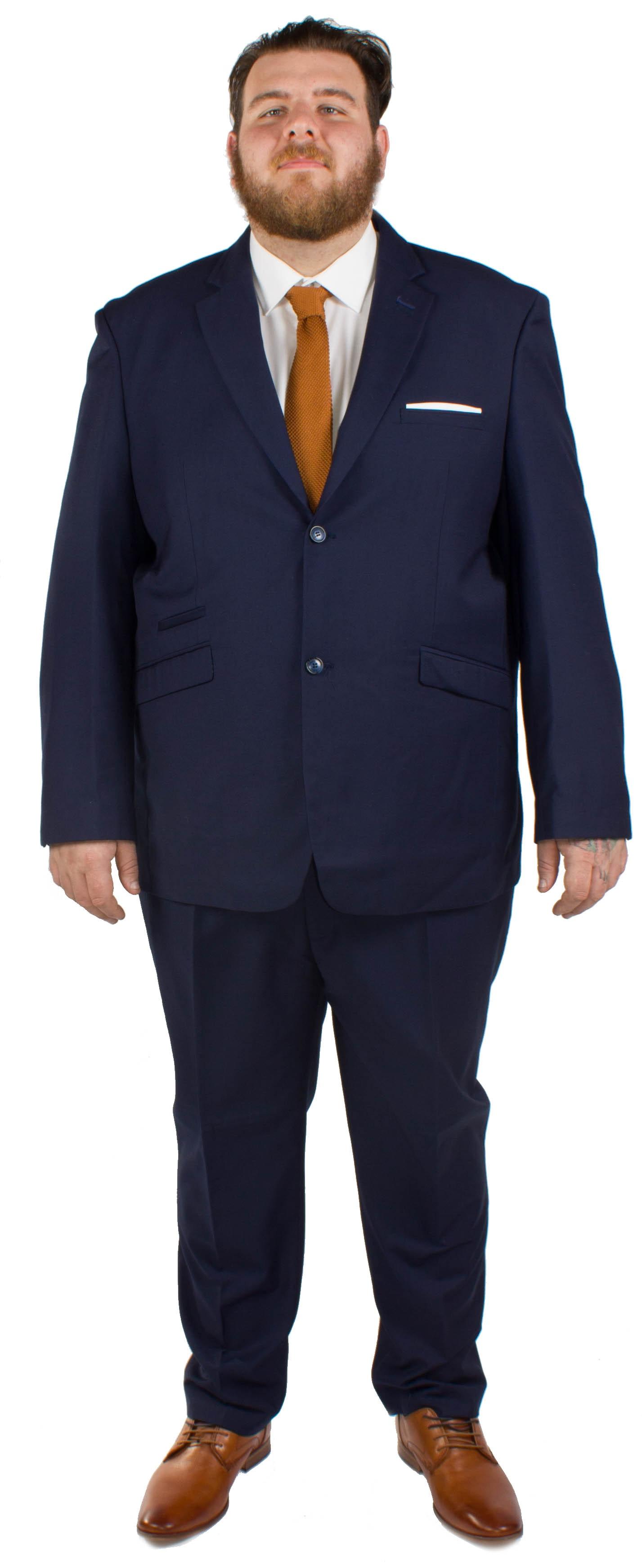 Kaymans Jefferson Suit Navy