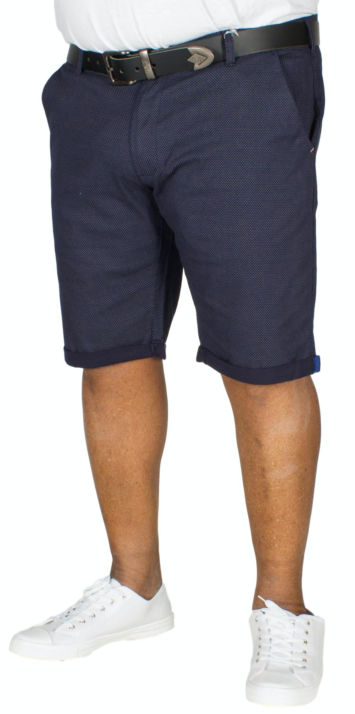 D555 Calvin Chino Shorts Navy