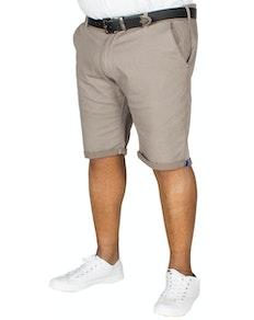 D555 Calvin Chino Shorts Grey