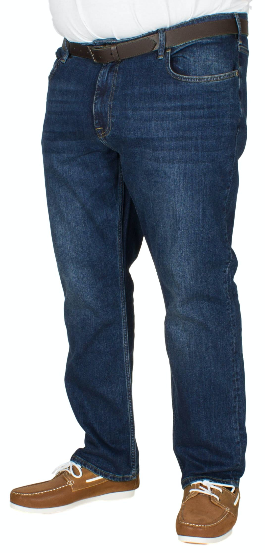 Ben Sherman Straight Jeans Stonewash Denim