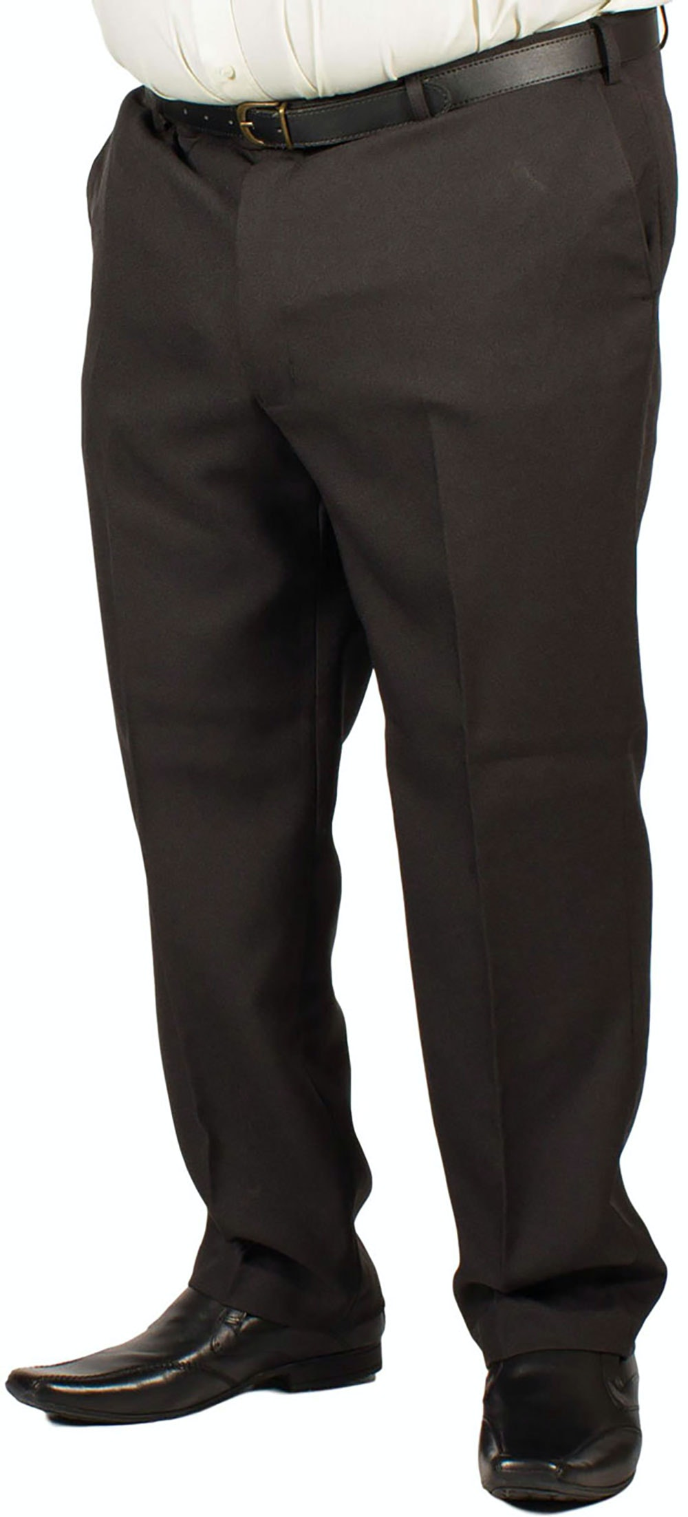 Carabou Basic Black Trousers