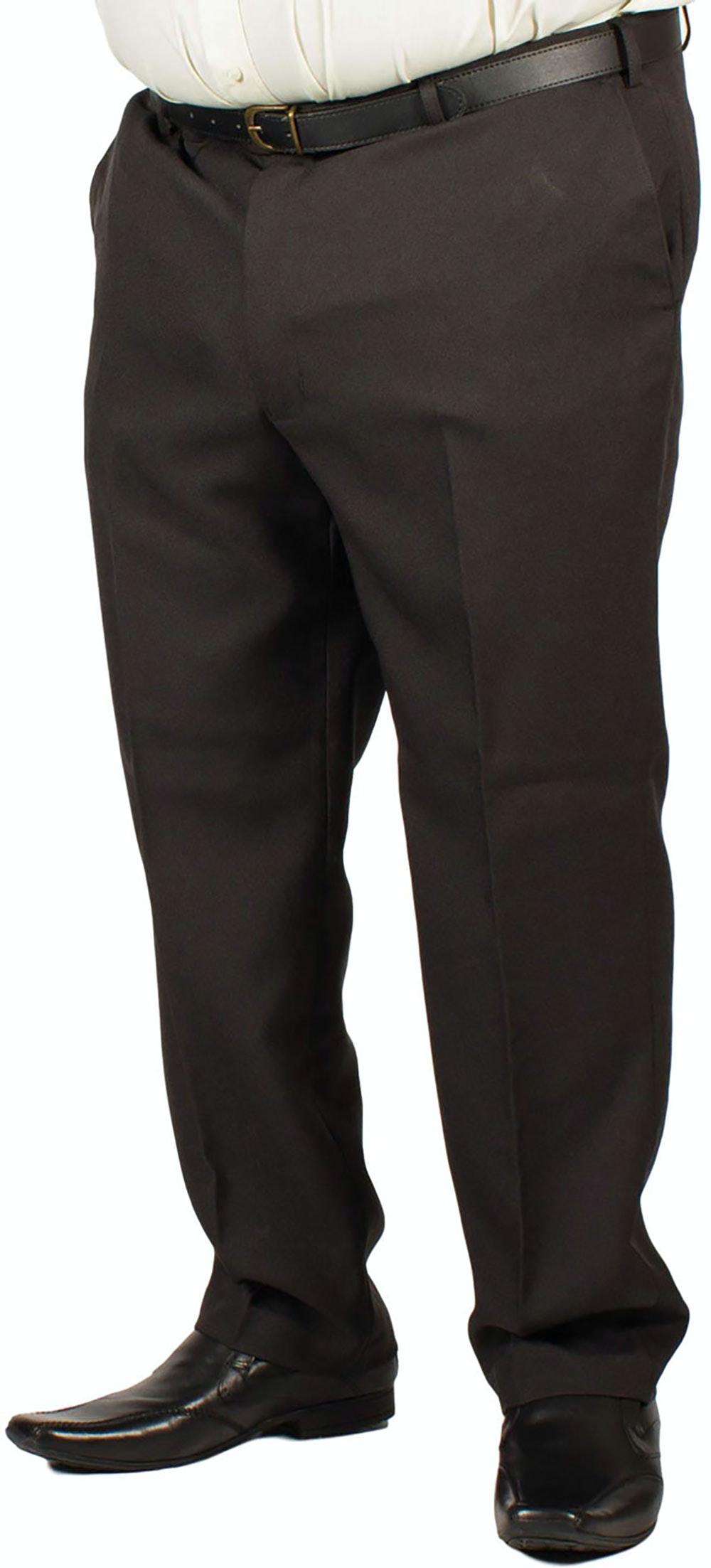 Carabou Basic Black Trousers
