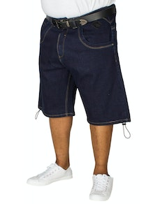 KAM Benjamin Denim Shorts Indigo
