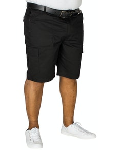 Carabou Action Combat Shorts Black