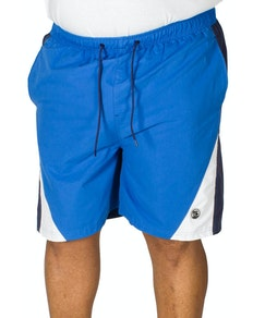 Espionage Cut And Sew Swim Shorts Blue/Navy