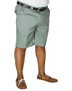 Carabou Expand-A-Band Chino Short Green