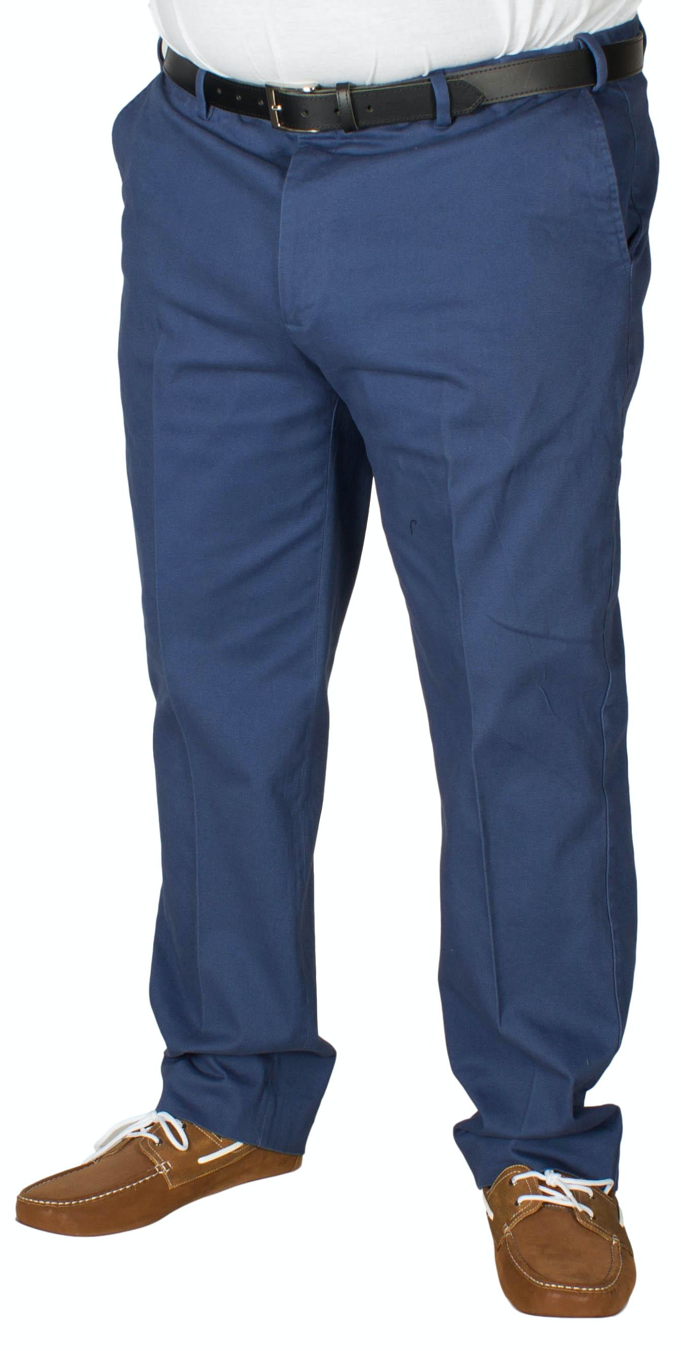 Skopes Antibes Stretch Chino Ink Blue