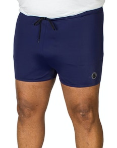 Espionage Stretch Beach Short Navy