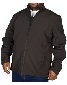 KAM Soft Shell Jacket Black