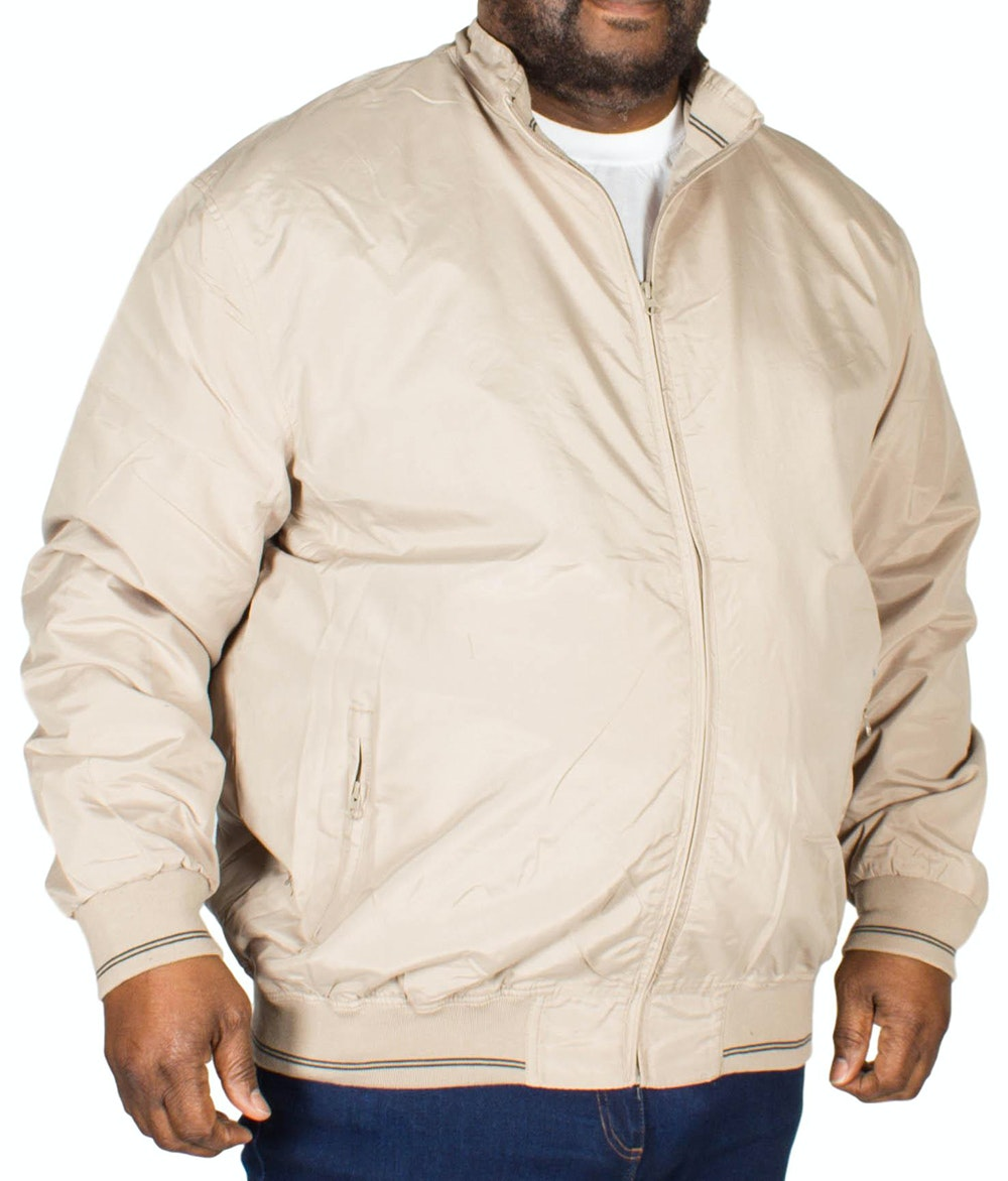 KAM Summer Jacket Taupe