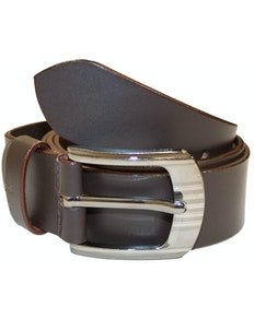 Walter Leather Belt Brown