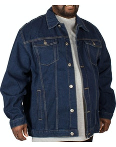 KAM Western Denim Jacket Indigo