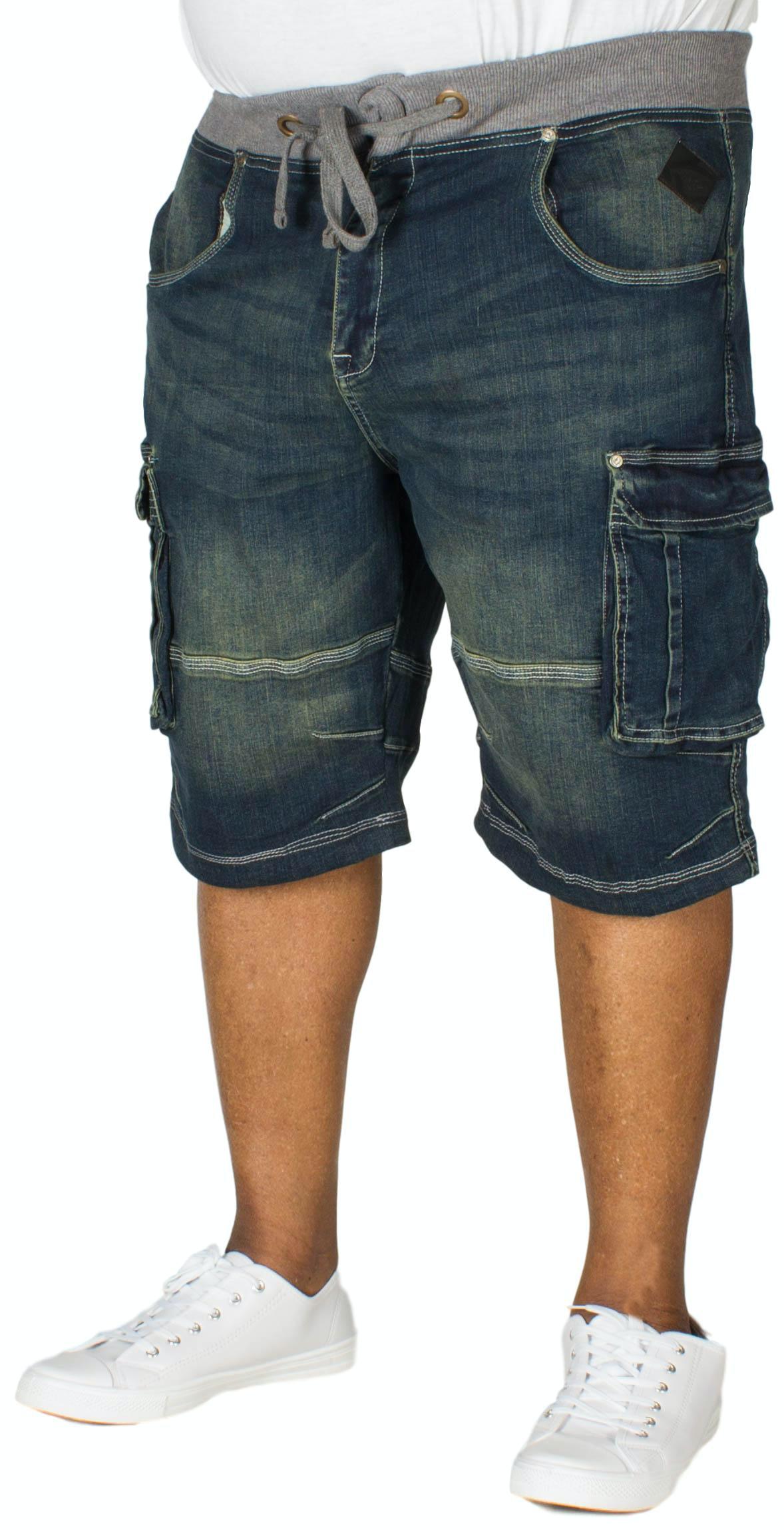 KAM Dito Denim Shorts Dark Used