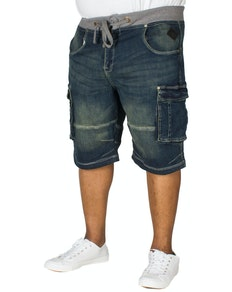 KAM Dito Denim Shorts Dark Used