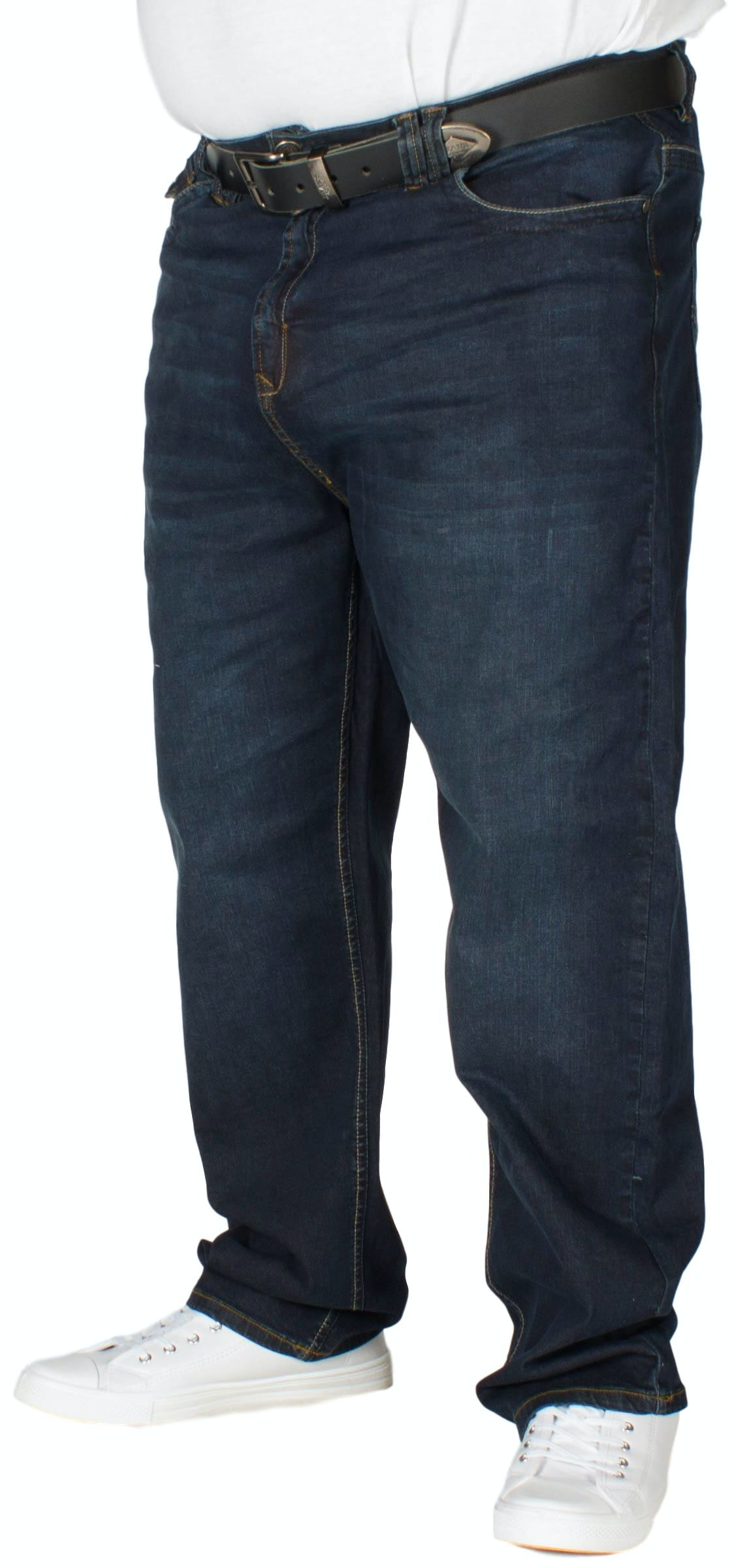 KAM Vincent Stretch Jean Dark Wash