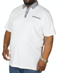a1726eb7 Large & Big Mens Polo Shirts - 3XL, 4XL, 5XL, 6XL, 7XL & 8XL | Bigdude