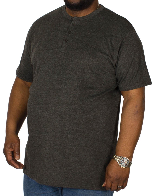 Bigdude Grandad T-Shirt Charcoal