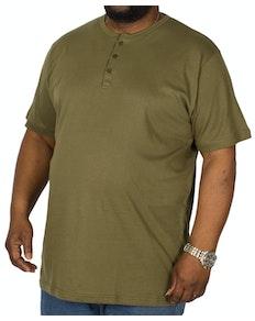 Bigdude Grandad T-Shirt Olive