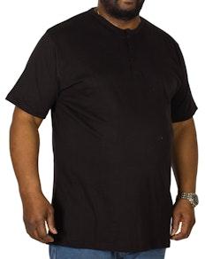 Bigdude Grandad T-Shirt Black Tall