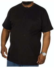 Bigdude Grandad T-Shirt Black