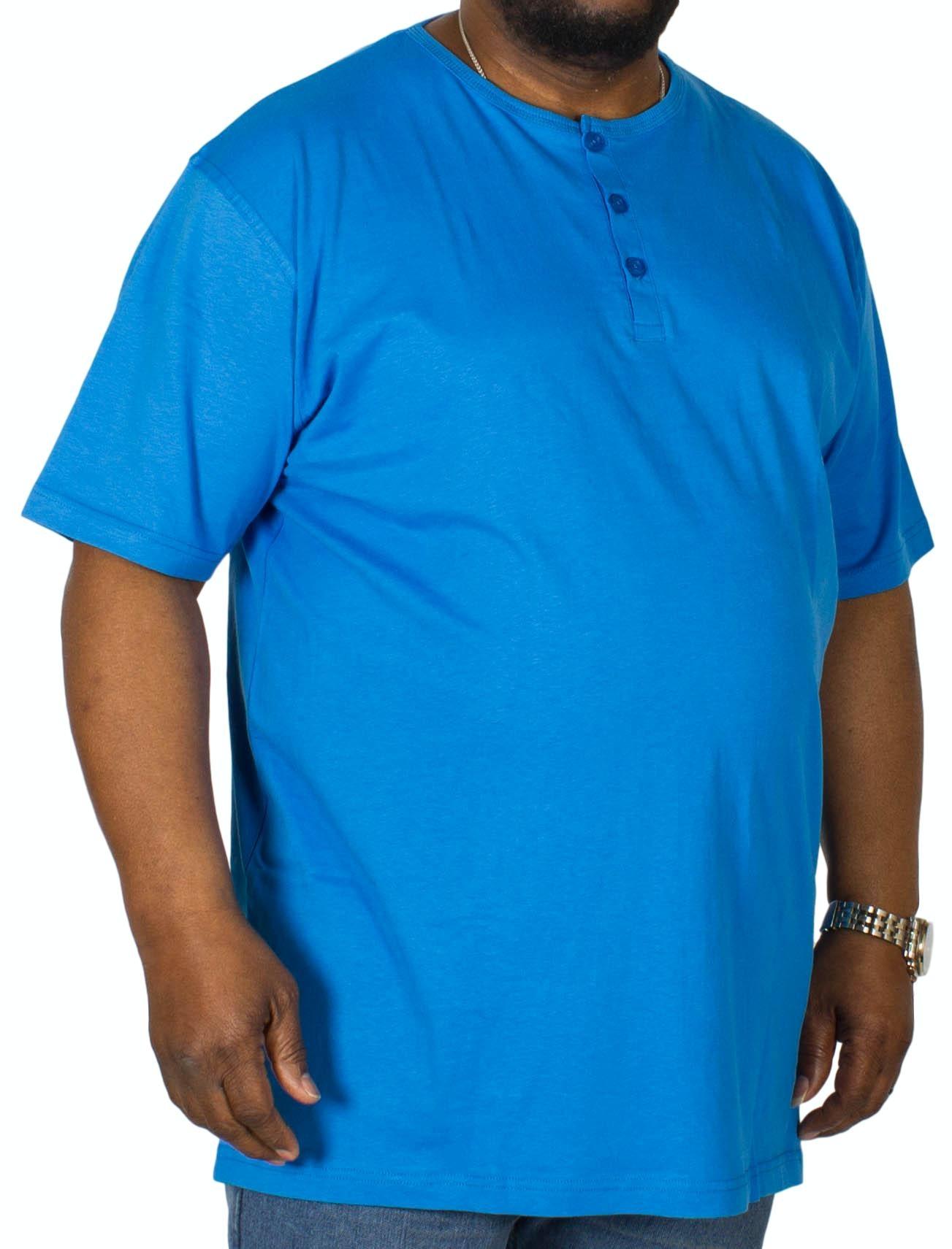 Espionage Grandad T-Shirt Atlantic Blue