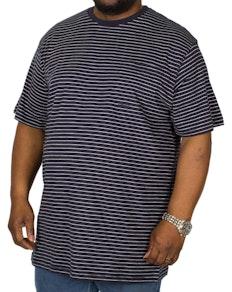 Espionage Stripe T-Shirt Navy