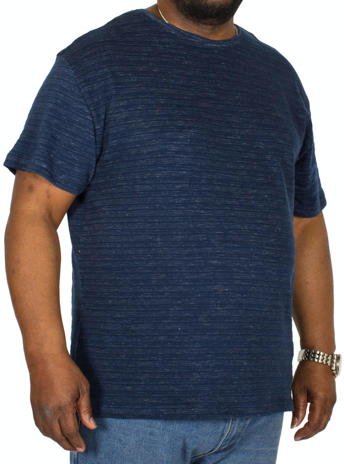 Replika Yarn Dyed T-Shirt Navy