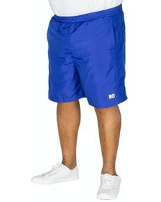 Bigdude Mesh Panel Shorts Royal Blue