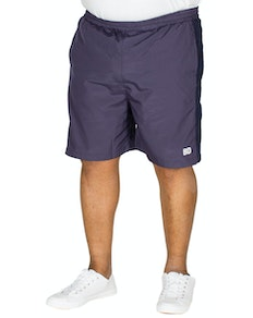 Bigdude Mesh Panel Shorts Navy