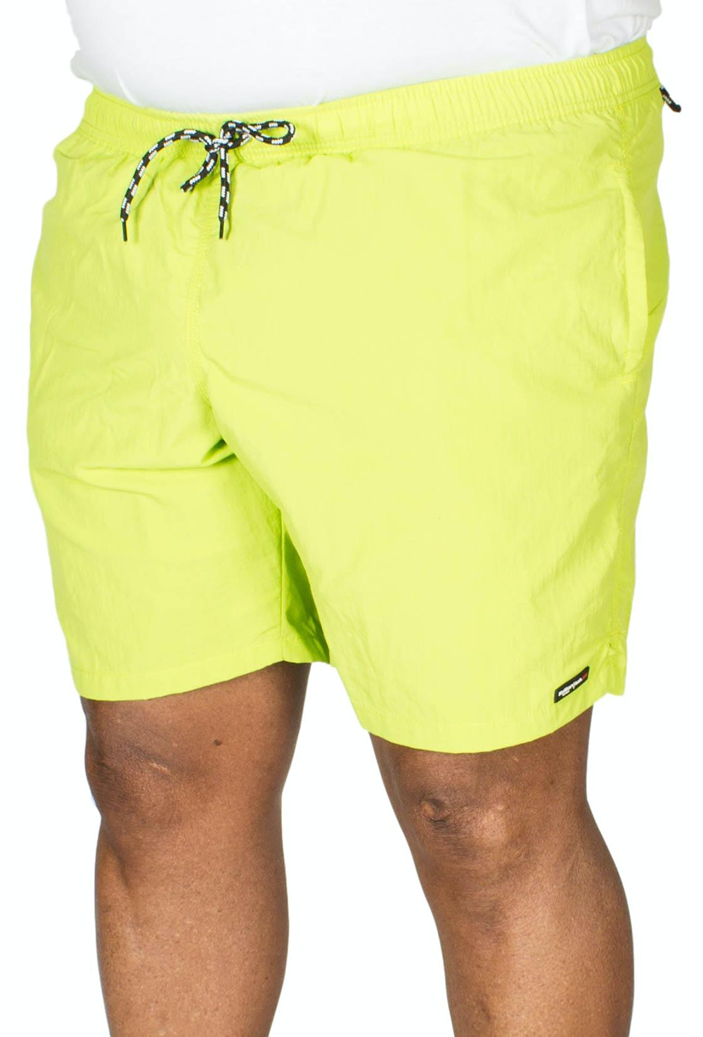 Replika Swim Shorts Lime Green
