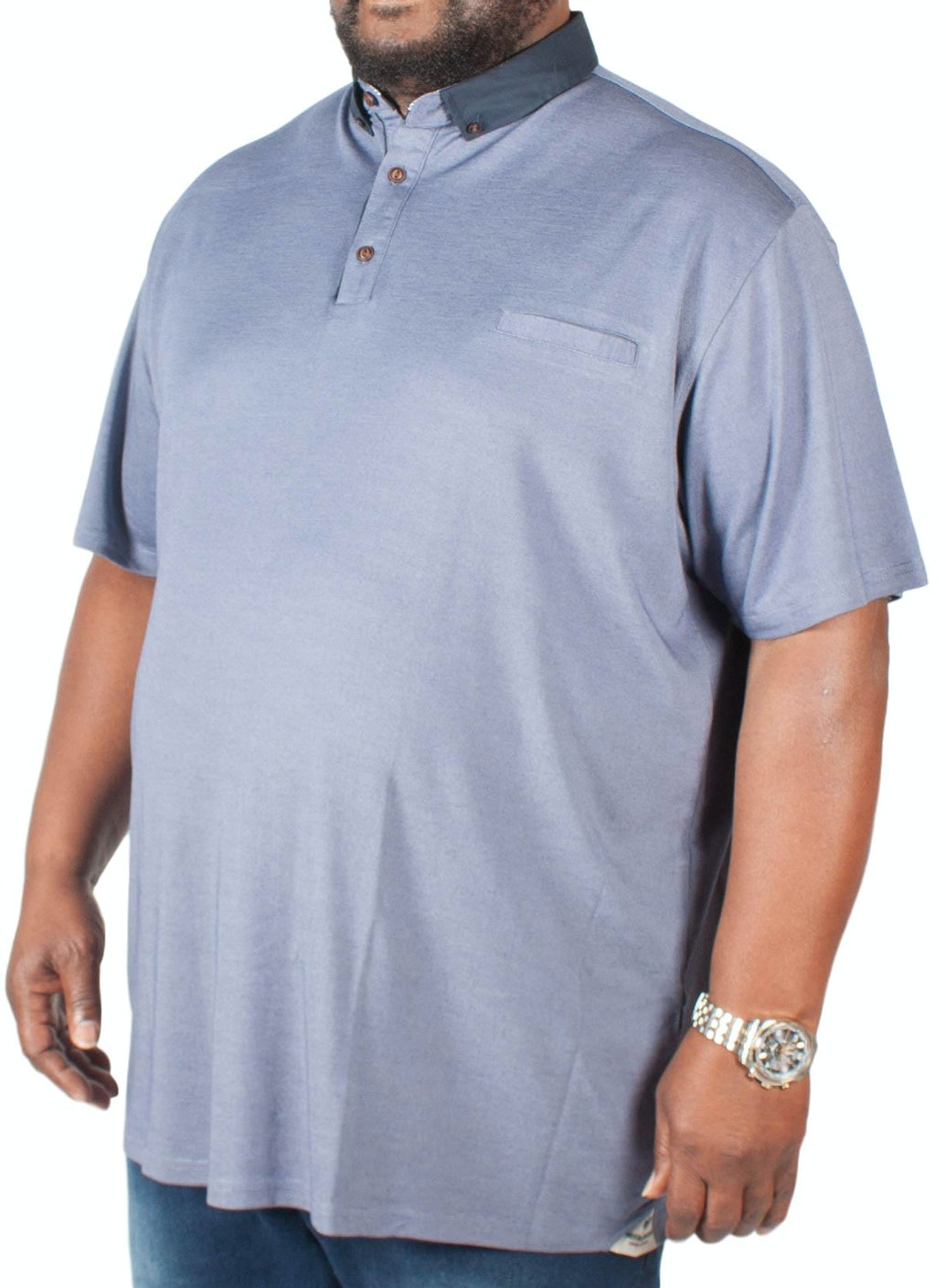 Mish Mash Douglas Polo Shirt Navy
