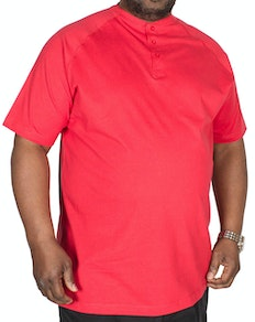 Metaphor Grandad T-Shirt Red