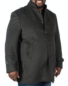 Skopes Grey Twill Overcoat